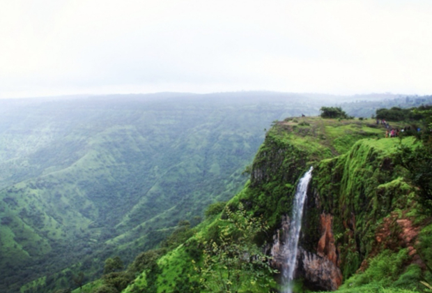 Aurthur's Point in Mahabaleshwar