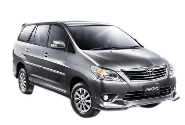 Innova On Rent in Pune with Driver