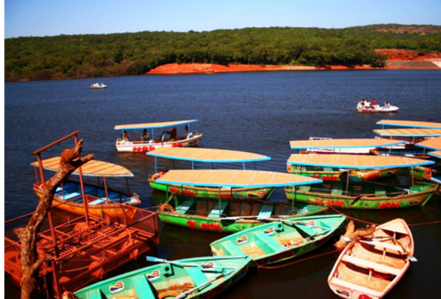 Venna Lake in Mahabaleshwar